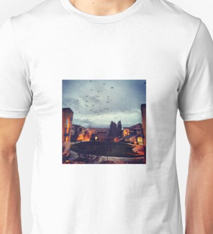 Spooky Evening Unisex T-Shirt