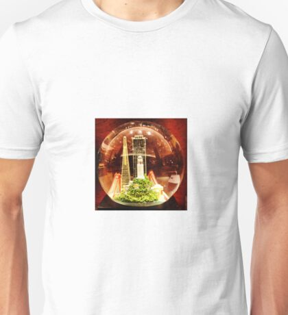 SF in a globe Unisex T-Shirt
