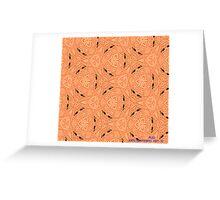 ( RUD )  ERIC  WHITEMAN ART  Greeting Card