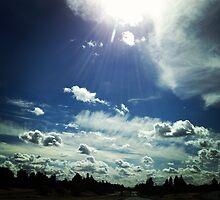 Sky Bound by omhafez