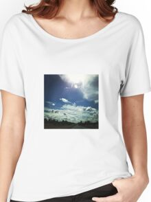 Sky Bound Women's Relaxed Fit T-Shirt