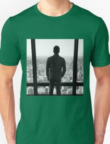 Sears Tower Reflections Unisex T-Shirt