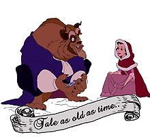"""Tale as old as time..."" - Beauty and the Beast by Chatoevia"