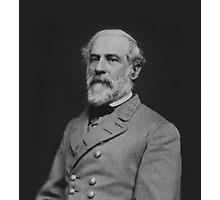 Civil War General Robert E. Lee Photographic Print