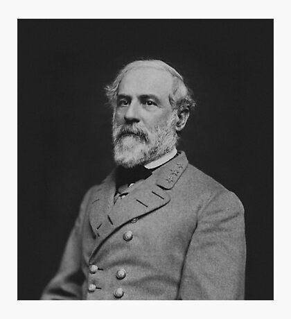 Civil War General Robert E. Lee Photographic Print