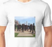 On the Shoulders of Giants Unisex T-Shirt