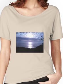 San Diego Sunset Women's Relaxed Fit T-Shirt