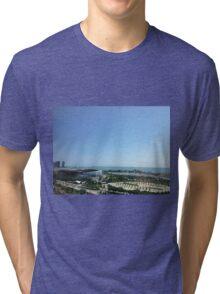 Chicago Skyline Tri-blend T-Shirt