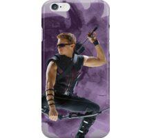 Clint Barton iPhone Case/Skin