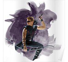 Clint Barton Poster