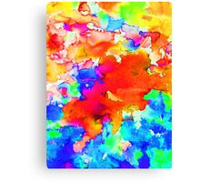 Watercolor II Canvas Print