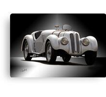 1939 BMW Model 328 Roadster Canvas Print