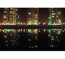 Urban Reflections Photographic Print