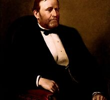 President Ulysses S. Grant by warishellstore