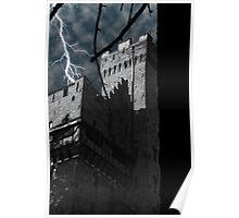 The middle age storm Poster