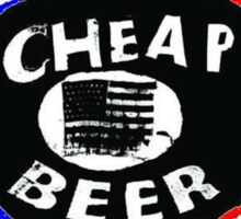 FIDLAR- Cheap Beer Sticker