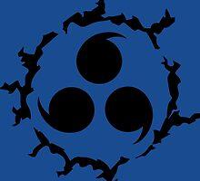 Uchiha Sasuke's Sealed Cursed Seal - Naruto by langstal