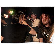 the life of headbanger Poster