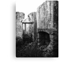Shadows Of Time Canvas Print