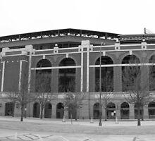 Ballpark in Arlington by Robert Covell