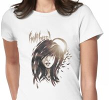 International Halfbreed - An Aaron Paquette Womens Fitted T-Shirt