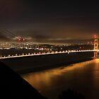 Golden Gate Bridge by John Banks