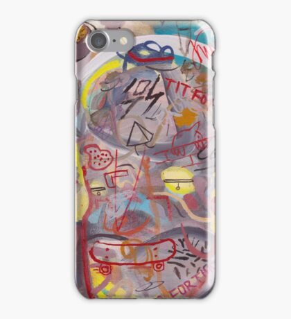 TIT FOR TAT,THIS FOR THAT iPhone Case/Skin