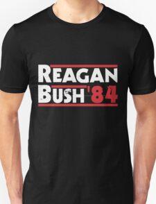 Reagan Bush '84 Unisex T-Shirt