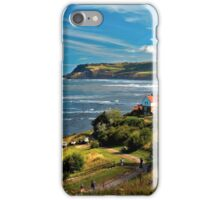 Robin Hood's Bay   Yorkshire  iPhone Case/Skin