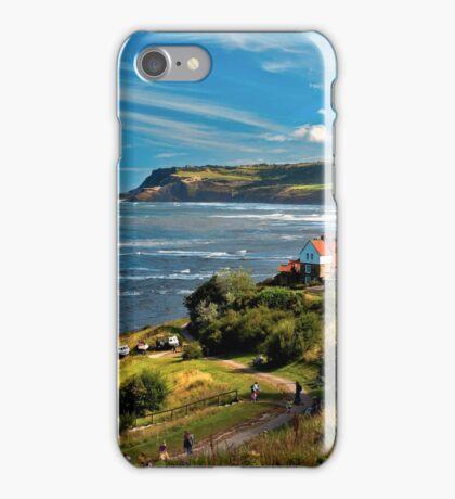 Robin Hood's Bay   Yorkshire  iPhone Case/Skin