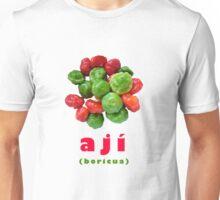 aji boricua Unisex T-Shirt