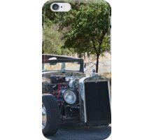 1928 Chevrolet 'Backwoods Rat' Sedan iPhone Case/Skin