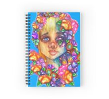 You are more beautiful than you could ever know Spiral Notebook