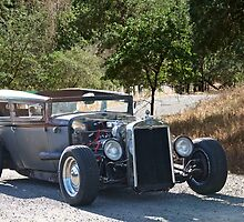 1928 Chevrolet 'Backwoods Rat' Sedan by DaveKoontz
