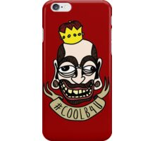 Hipster king iPhone Case/Skin