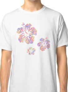 Hawaiian flower pattern 2 Classic T-Shirt