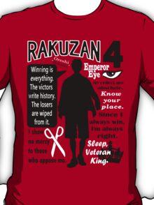 Akashi Seijurou Quotes T-Shirt
