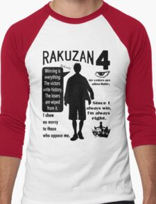 Akashi Seijurou Quotes Men's Baseball ¾ T-Shirt