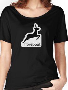 Libreboot Logo  Women's Relaxed Fit T-Shirt