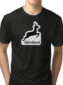 Libreboot Logo  Tri-blend T-Shirt