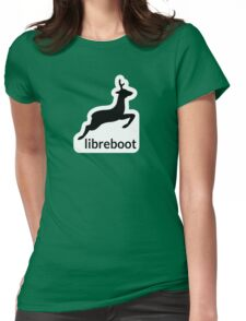 Libreboot Logo  Womens Fitted T-Shirt