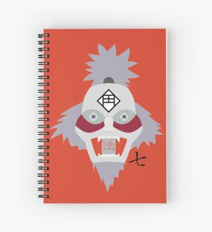 Chikamatsu's Collection of Ten Puppets 7 Spiral Notebook