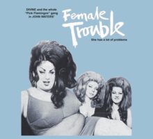 female trouble divine john waters by timschnitzerr