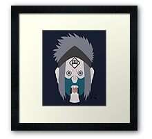 Chikamatsu's Collection of Ten Puppets - Naruto (Puppet 6) Framed Print