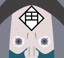 Chikamatsu's Collection of Ten Puppets - Naruto (Puppet 6) Sticker
