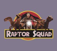 Raptor Squad - Jurassic World shirt Kids Clothes