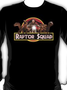 Raptor Squad - Jurassic World shirt T-Shirt