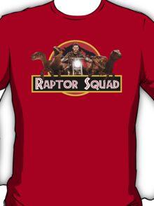 Raptor Squad - Jurassic World shirt T-Shirt
