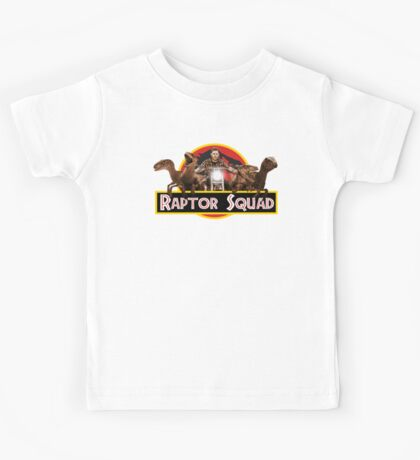 Raptor Squad - Jurassic World shirt Kids Tee