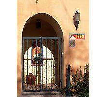 Southwest Gate Series II Photographic Print